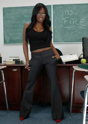 Els Jada fire teacher perfect! That