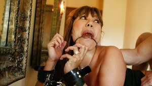 Asian MILF babe Ava Devine getting humiliated and fetish fucked