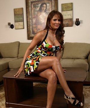 monique fuentes feet photo