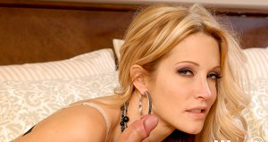 Sexy MILF jessica drake gets her pussy licked and banged hardcore