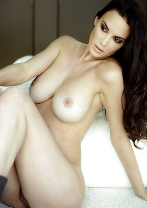 Busty Babe Strips off Clothes! Solo Babe 6 Min