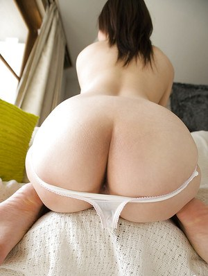 Petite asian cutie with sexy legs Haruka Yagami slipping off her clothes