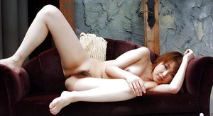 Short-haired asian amateur uncovering her tempting curves