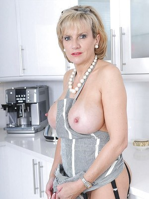 Big Busted Mature 15