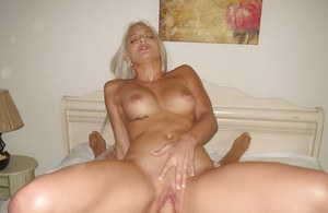 Tempting blonde Macy Cartel gets her shaved pink hole licked and slammed