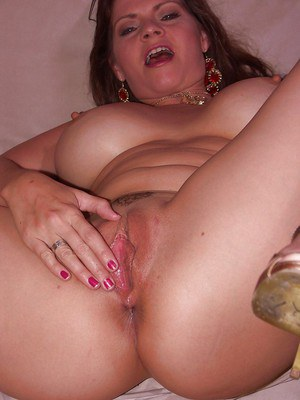 June Summers gets her hungry twat fucked and creampied by a black lad