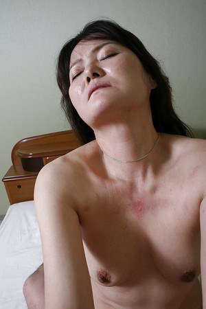 Naughty asian MILF Michiko Sudo gets fucked and facialized