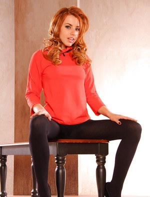 Lexi belle redhead now