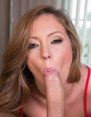 Horny sugar gobbles and fucks a huge boner for cum on her face