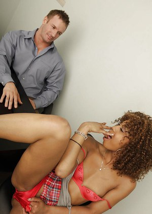 Staggering ebony Misty Stone loves when her vagina is licked