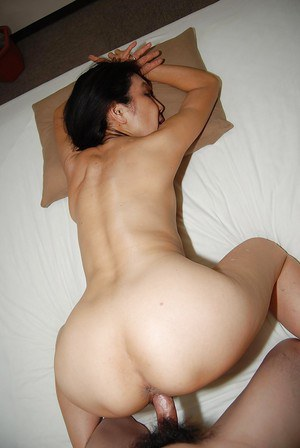 Asian tight mature pussy Setsuko being hardcore penetrated deep