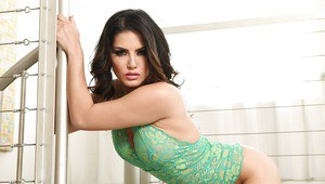 Sunny Leone is an Indian pornstar with some massive tits