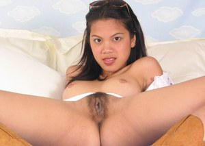 Asian babe Bow takes part in a hot masturbating scene with her toys