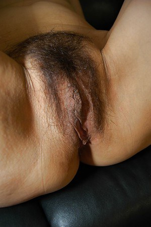 Asian pussy close up