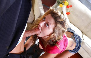 Teen pornstar Staci Silverstone has her pussy nailed hardcore
