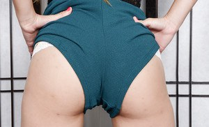 Amateur Asian Asia Zo undresses hot and plays with hard nipples