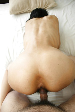 Awesome deep penetration for a hot Asian milf Shinobu Funayama