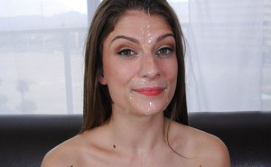 Bosomy milf Dillion Carter gets her wet hole filled with fat prick