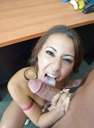 Hardcore photo gallery of Sophia Torres having her asshole ripped open