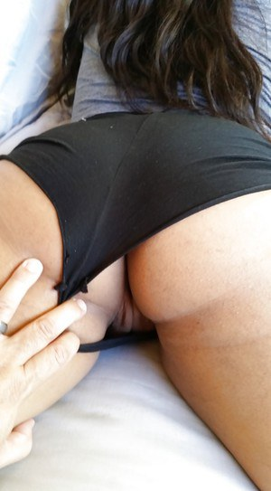 Fatty pornstar Lucky shows off her body that was built for fucking