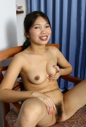 Asian first timer Diep stripping off her clothes to reveal big breasts