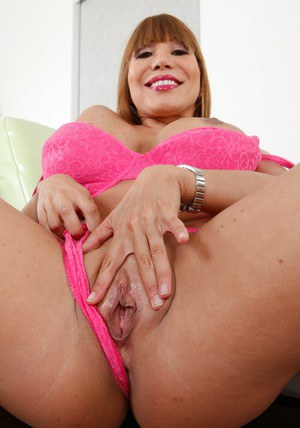 Ava Devine showing you some great Asian wife hooters and twat