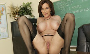Dirty Milf is Giving Sex Lessons
