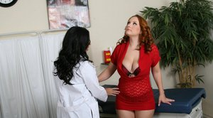 Hot MILFs Veronica Rayne and Rebecca Lane have hot groupsex