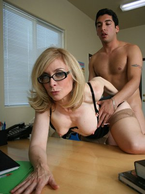 Nina hartley boy