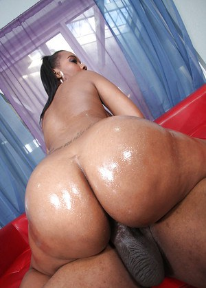 Ebony babe with a tight booty EssenceBeauty getting hardcore banged