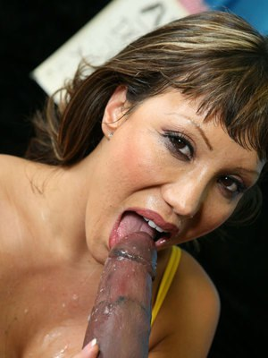 Asian MILF Ava Devine gets fucked with a huge dick in interracial sex