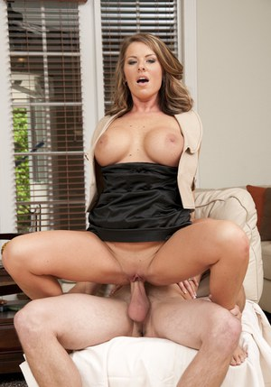 Handsome and blowjob from big tits milf Gia Malone in hardcore sex