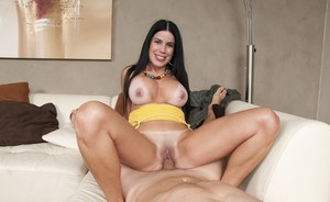 Hardcore xxx action with big tits milf Patty and her hugecocked BF