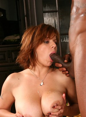 Sexy MILFs with nice boobs enjoy hardcore buttfucking in an orgy