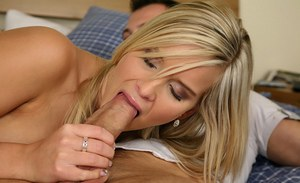 Busty blonde Marry Queen gets drilled hardcore by a stiff rod