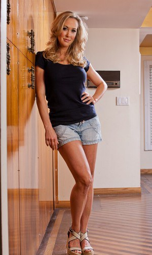 Think, Milf pulling off clothes with