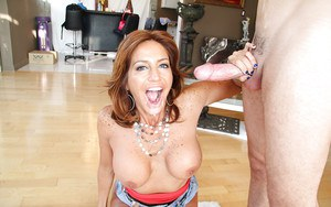 Filthy MILF with big tits Tara Holiday is into hardcore ass fucking