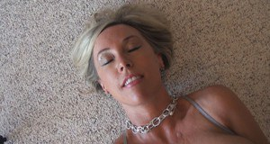 Big busted wife gets shagged hardcore and gives a handjob