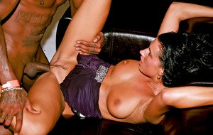 Ravishing european gals going nasty at the drunk paty in the club