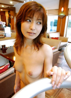 Graceful asian cutie with hot legs An Nanba slipping off her lingerie