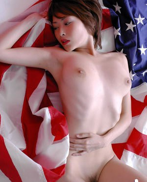 Stunning asian lady Nana Natsume showcasing her seductive body