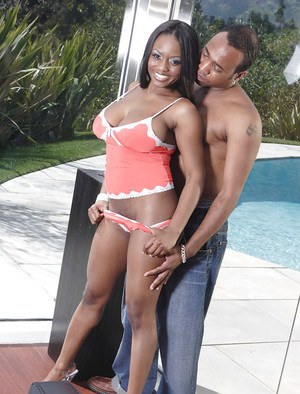 Sexy pornstars Haley Scott & Jada Fire have an interracial FFM groupsex
