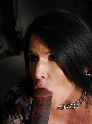 Sultry mature brunette Kendra Secrets is into interracial pussy pounding