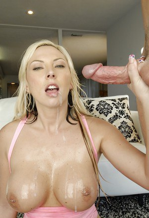 Slutty MILF Skylar Price gets involved into hardcore anal pounding