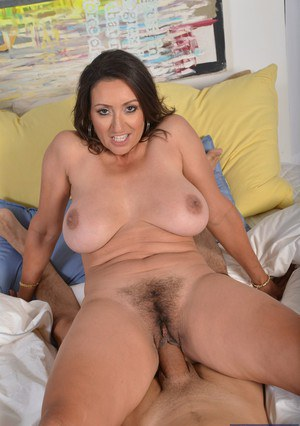 Persia Monir enjoys hardcore twatting and gets her bush glazed with cum