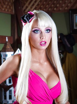 Flawless teenage baby doll Rikki Six getting naked and spreading her legs