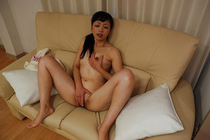 Asian MILF Tomomi Sone gets fucked and takes a cumshot in her mouth