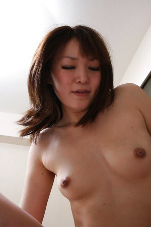 Asian slut Aika Nakano gives head and gets her hairy pussy boned-up