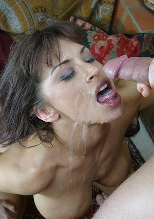 Mature Latina babe Devon Michaels is going through intense fucking