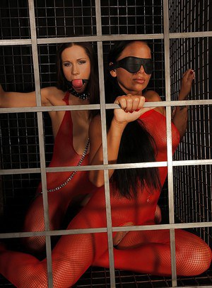 Kathia Nobili and Ashley are lesbians that fall in love with BDSM